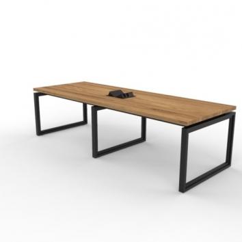 Офисные столы в стиле LOFT