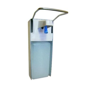 Дозатор локтевой для дезсредств и мыла Ksitex DM-1000 (универсальный)